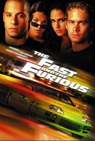 Quá Nhanh Quá Nguy Hiểm 1 - Fast And Furious 1