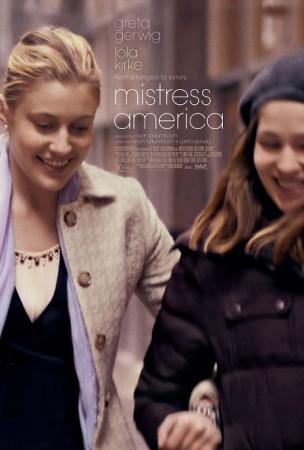 Phụ Nữ Kiểu Mỹ - Mistress America