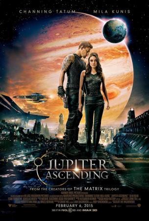 Người Thừa Kế Vũ Trụ - Jupiter Ascending