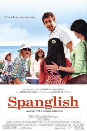 Người La Tinh Trên Đất Mỹ - Spanglish
