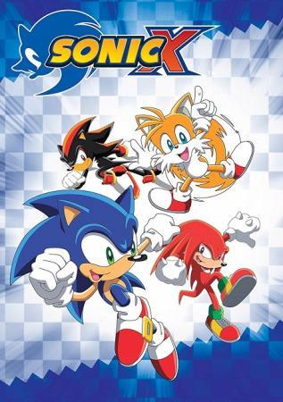 Chú Nhím Thần Tốc Sonic - Sonic X
