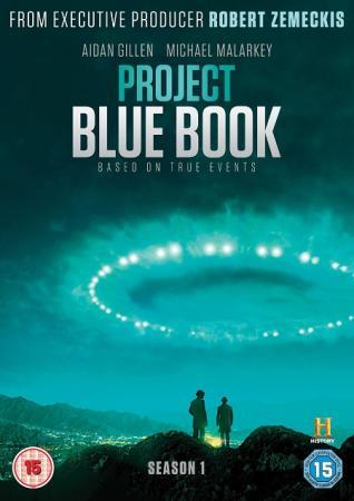 Truy Tìm UFO: Phần 1 - Project Blue Book: Season 1
