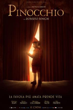 Cậu Bé Pinocchio - Pinocchio