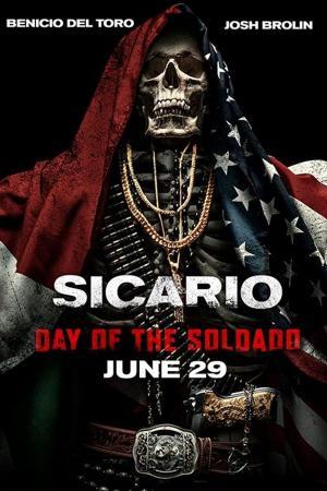 Chiến Binh Mexico - Sicario: Day Of The Soldado