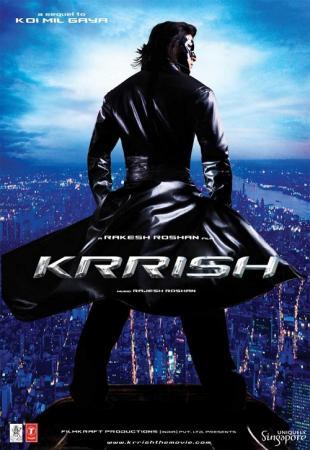 Siêu Nhân Ấn Độ - Krrish