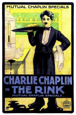 Vua Hề Sác Lô: Sân Trượt Băng - Charlie Chaplin: The Rink