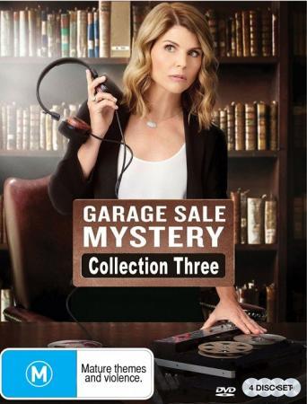 Truy Tìm Sát Nhân 3 - Garage Sale Mystery 3