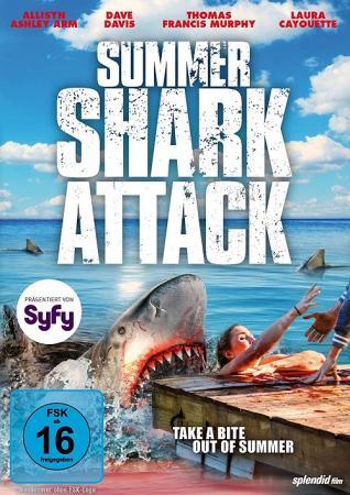 Cá Mập Tấn Công - Summer Shark Attack