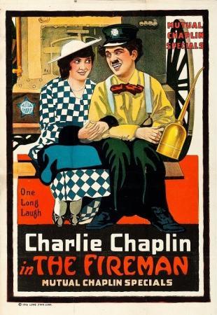 Vua Hề Sác Lô: Lính Cứu Hỏa - Charlie Chaplin: The Fireman