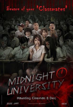 Đại Học Ma - Midnight University