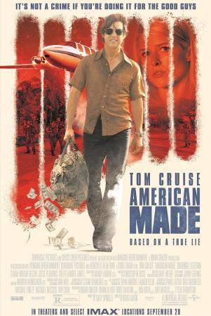Barry Seal: Lách Luật Kiểu Mỹ - American Made