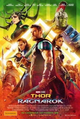 Thor: Tận Thế Ragnarok- Thor: Ragnarok