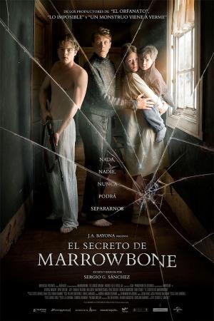 Dinh Thự Quỷ Ám - Marrowbone