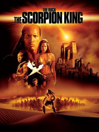 Vua Bò Cạp - The Scorpion King