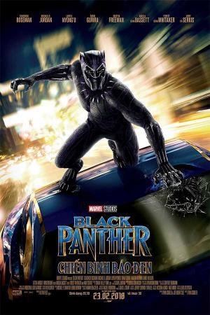 Chiến Binh Báo Đen - Black Panther (CAM)