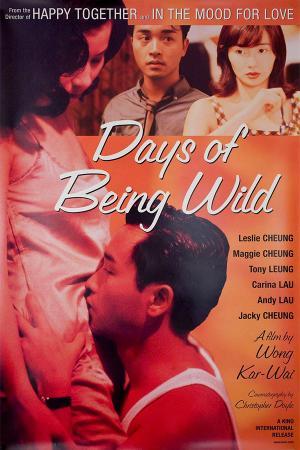 A Phi Chính Truyện - Days Of Being Wild