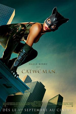 Miêu Nữ - Catwoman