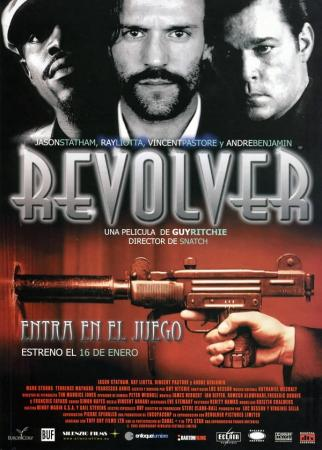 Tay Cờ Bạc - Revolver