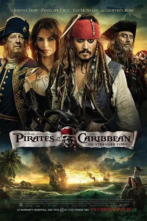 Cướp Biển Vùng Caribbean 4: Dòng Chảy Lạ