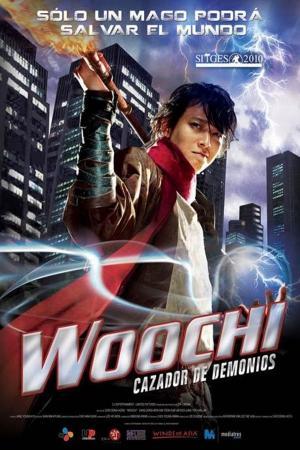 Tiểu Quái Jeon Woochi - Woochi