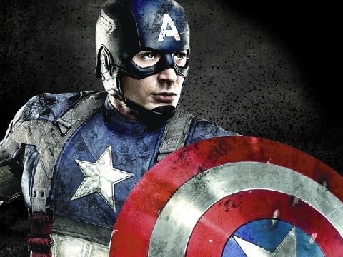Kỹ năng sử dụng khiên điêu luyện của Captain America