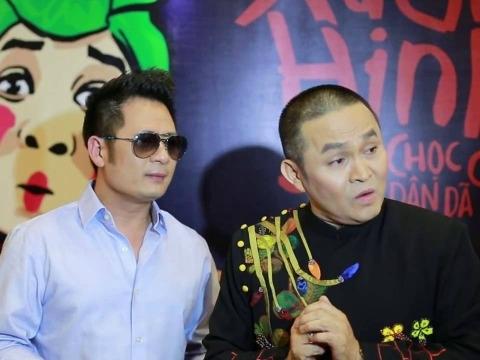 Xuân Hinh, Bằng Kiều, Quang Thắng diễn tác phẩm 'Của gia bảo'