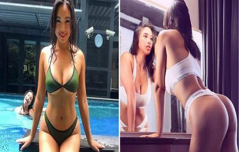 Bí quyết để có vòng 3 nóng bỏng như Hot girl Đài Loan