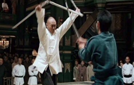 Lý Liên Kiệt múa côn tam khúc hạ 2 sát thủ 'dễ như bỡn'
