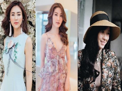 Hành trình nhan sắc gợi cảm của dàn người đẹp ''Cô ba Sài Gòn''