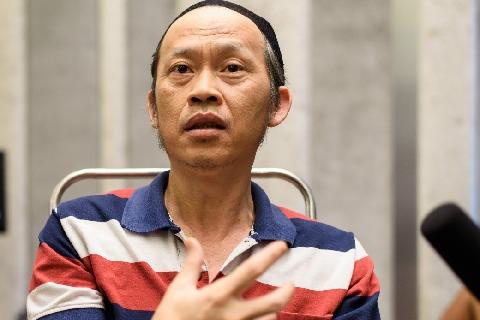 Hài Hoài Linh - Không đội trời chung P2