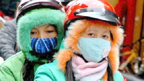 Miền Bắc đón đợt rét hại mạnh nhất mùa đông