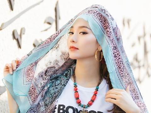 Minh Hằng đá xoáy Hà Hồ, Chi Pu trong MV mới