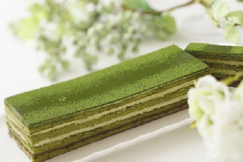 Matcha Opera Cake ăn một lần sao có thể quên