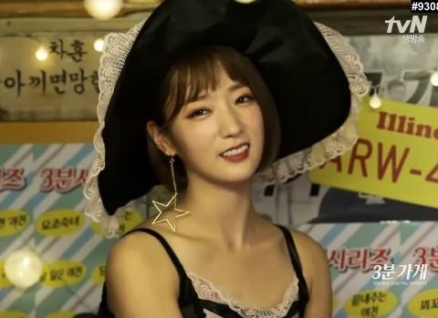 [SNL Korea] Bạn gái 3 phút Apink