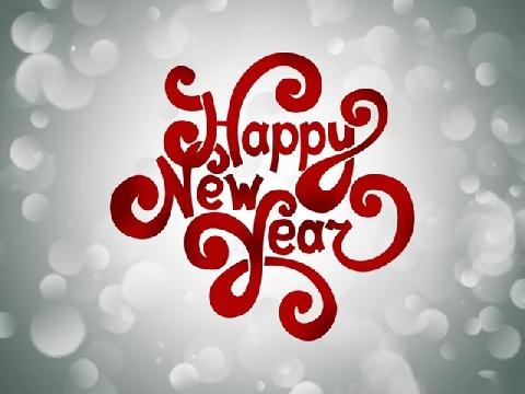 New Year - Charlie Hall