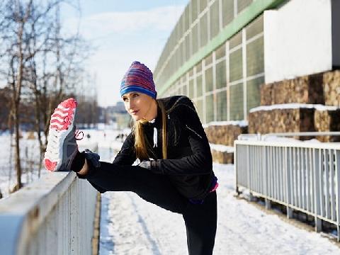 Mẹo giữ ấm khi tập thể dục trong trời lạnh