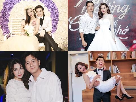Những đám cưới được mong chờ nhất năm 2018 của sao Việt