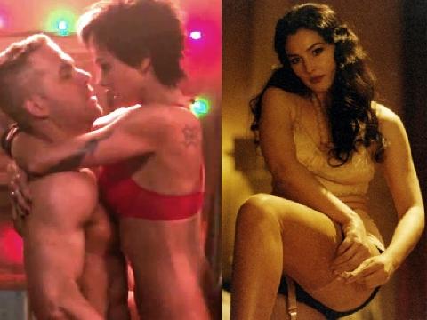 Top 10 phim có cảnh nóng táo bạo nhất màn ảnh