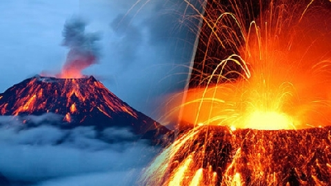 Ngày tận thế sẽ đến nếu Siêu Núi Lửa phun trào!