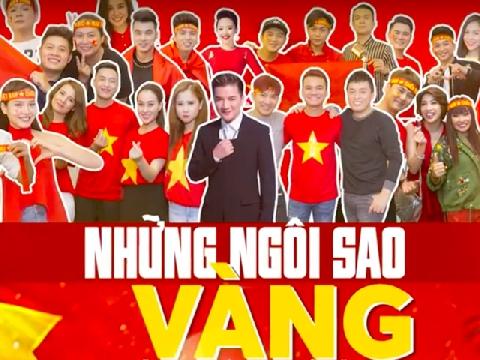 Dàn sao Việt hòa chung giọng hát đón mừng U23 Việt Nam