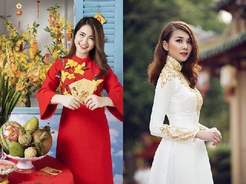 Chết cười với màn chúc tết lầy lội của Hòa Minzy và dàn mỹ nhân Việt