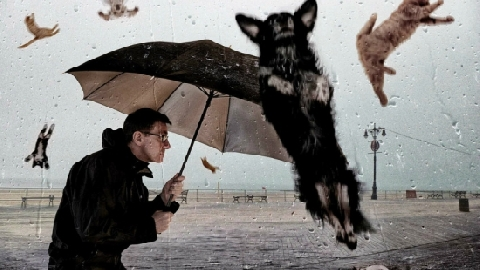 Những cơn mưa kỳ lạ và nguy hiểm có thể bạn chưa biết