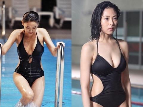 Choo Soo Hyun - mỹ nữ mặc áo tắm gợi cảm nhất Hàn Quốc
