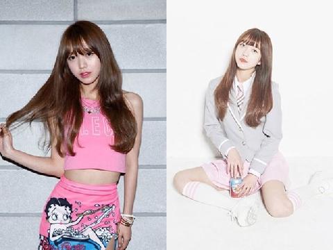 Cận cảnh vẻ đẹp thiên thần của mỹ nhân Kim Sohee