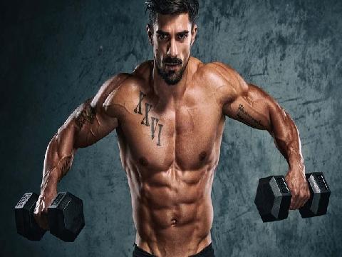 Hướng dẫn nam giới tập 12 động tác mạnh mẽ