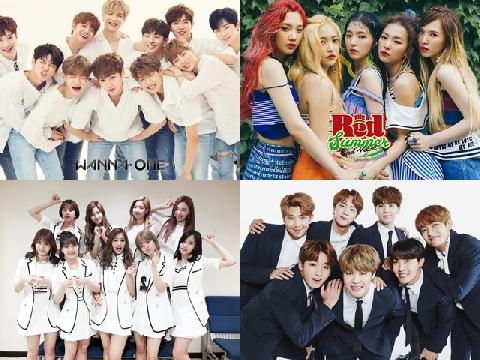 Khi idol Hàn Quốc cover phải nói là đỉnh của đỉnh