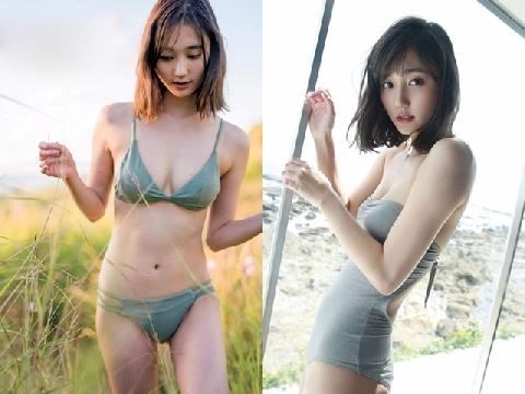 """Yuuna Suzuki - """"Thiên thần tóc ngắn"""" Nhật Bản hạ gục triệu đàn ông trong 15 giây"""