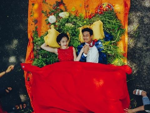 Kiều Minh Tuấn, Nam Em song ca 'cực ngọt' trong MV chào xuân sôi động