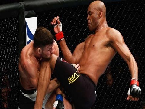 Những pha Knock-out kinh hoàng nhất UFC 2017