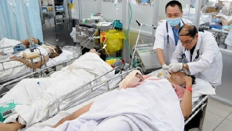 TPHCM: 16.000 ca cấp cứu trong 3 ngày Tết